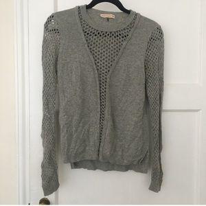 Rebecca Taylor cashmere blend sweater